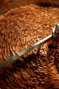 Coming soon....I will be roasting coffee beans.