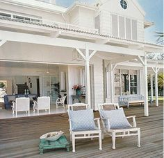 Coastal Style: Seaside Cottage