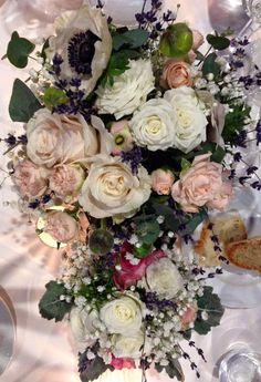 #flowers #nozze #villabernardini #centrotavola #cerimonie