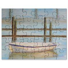 SALT RUN MORNING Puzzle