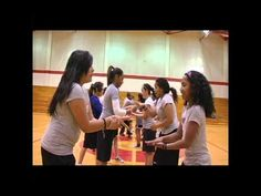 Team Rock Paper Scissors Activity - YouTube