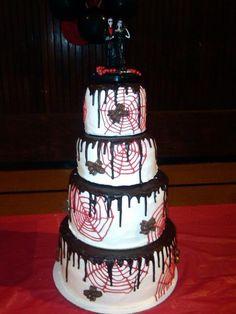 Halloween Wedding Cakes   Halloween Wedding Cakes - Bing Images   HALLOWEEN CAKES