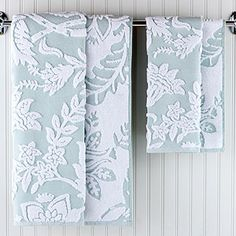 way cheaper knockoff of anthropologie towels