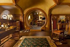Tolkien, Interior And Exterior, Interior Design, Common Room, My Secret Garden, The Hobbit, My Dream Home, Future House, House Plans