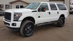 2015 Custom Ford Excursion with 6.7 diesel