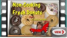 Non-Cooking Fresh Donuts