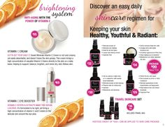 Our new anti-agin Vitamin C products sweetminerals.com/jackieewasko
