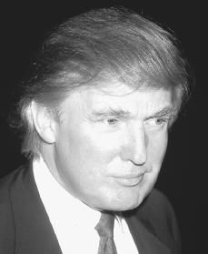 Donald Trump... as much as I dislike this man, I will go ahead & pin cause, well..... he is a man...