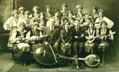 MANDOLIN ORCH.OF WPG - Manitoba Music Museum