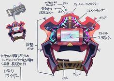 Kamen Rider Belt, Crossover, Science Fiction, Concept Art, Art Gallery, Jokes, Superhero, Comics, Random