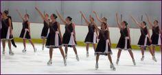Manus Synchro Skate Blog: Synchro-ABC: Letter A like ...  #SynchronizedSkating, #SynchroStrong #SynchroABC
