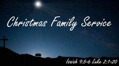 Tomorrow we'll have a special Christmas Family Service to worship God together as a church-family and to proclaim His Word in Budrio. At 10.30 we'll start our service with some traditional Christmas Carols and Justin will lead us in engaging with Isaiah 9:5-6, Micah 5:1, Luke 2:1-20 in order to glorify God for the incredible gift of the Incarnation of our Saviour the Lord Jesus Christ!