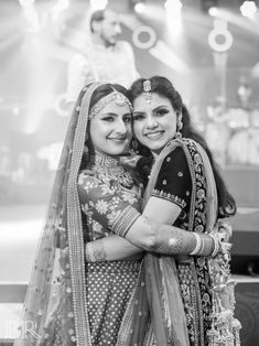 They've been with you through thick and thin, and have been a pillar of support on your big day. so why not have some super pretty shots with them to tre. Indian Wedding Poses, Indian Bridal Photos, Indian Wedding Photography Poses, Wedding Pics, Wedding Ideas, Sister Photography, Bride Photography, Bride Sister, Sister Wedding