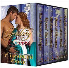 Awesome Romance: Legendary Lovers 99¢ Bundle by Elizabeth Rose @ElizRoseNovels