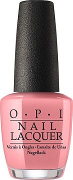 OPI California Dreaming Nail Lacquer Collection Excuse Me, Big Sur! (soft rose)