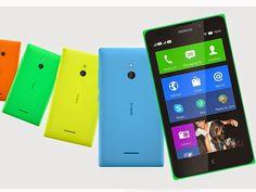 Färgrika lurar på gång #smartphonenokia