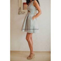 34 Best Sukienki rozkloszowane images   Clearance clothes