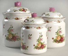 1000 images about canister sets on pinterest canister for Royal kitchen set