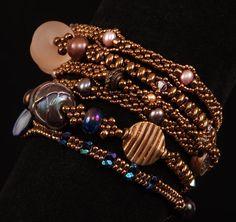 Summertime+Wrap+Bracelet+Tutorial+by+NEDbeads+on+Etsy,+$5.50