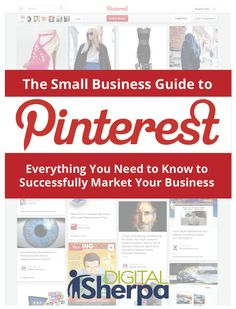 SMB Guide to Pinterest Marketing: Free Ebook!