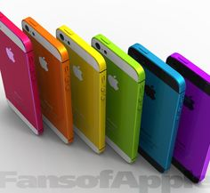 What would be YOUR iPhone 5s color of choice if rumors are true of iPod touch-inspired colors?
