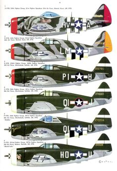02 Republic P-47 Thunderbolt Page 27-960