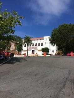 Casa de España in Old San Juan