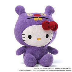 Hello Kitty Ugly Doll Trunko - 7 in Plush Uglydoll http://www.amazon.com/dp/B00DYY9YYM/ref=cm_sw_r_pi_dp_RZkfwb1N80KD9