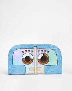 ASOS+Robot+Clutch+Bag
