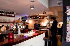 Maasstraat Amsterdam Goos eten & drinken bar café restaurant in Rivierenbuurt