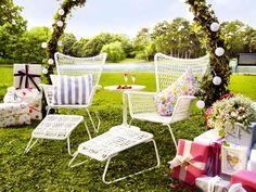 HÖGSTEN fauteuil | #IKEA #WelkomBuiten #buitenstoel #stoel #tuin #terras #balkon
