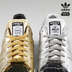 cheap for discount 6d06b 60fcd adidas Originals mi Superstar 80s – Star Wars,  adidasOriginals   miSuperstar80s  rWars