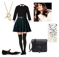 """""""The Berry Project"""" by theatreinthestars ❤ liked on Polyvore featuring Maje, Rochas, Bloomingdale's, rachelberry and glee"""