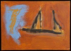 Robert Motherwell  Shem the Penman #19  1983