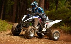 2013 Yamaha Raptor 700R Stars and Stripes SE (only available in the US ) - Photo Gallery - ATV Trail Rider