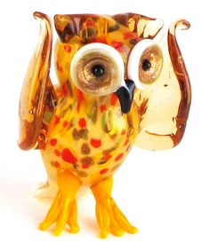 Love this William Owl Figurine on #zulily by Fitz and Floyd, $12 !!  #zulilyfinds