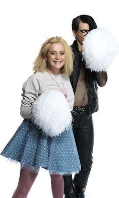 Sisko & Veli Sikiö. Kuva: MTV3 Copyright: MTV3 Winter Jackets, Fashion, Winter Coats, Moda, Winter Vest Outfits, Fashion Styles, Fashion Illustrations