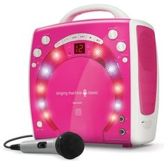 best karaoke machine Do you know what a 9 year old girl wants for Christmas this year? This gift guide is loaded with products and toys that will make a 9 year old girl light up br Top Christmas Presents, Best Christmas Toys, Kids Christmas, 9 Year Old Girl Birthday, 10 Year Old Girl, Birthday Ideas, 10th Birthday, Birthday Cakes, Music Girl