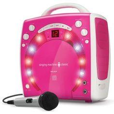 Best Karaoke Machine for 9 Yr Old Girls