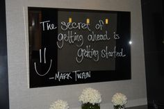 A very cool touch as you make your way to your room at Delano!