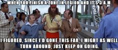 When you finish a zone in Legion and it's 3 A.M. #worldofwarcraft #blizzard #Hearthstone #wow #Warcraft #BlizzardCS #gaming