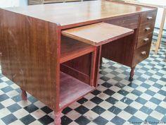 aldabarestaura.blogspot.com #restauracion #restoration #atelier #taller #muebles #furniture #escritorio