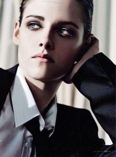 Kristen Stewart by Tom Munro, Elle US Jun 2012