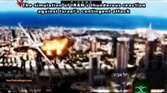 Iranian Military Television Airs Plans For Bombing Tel Aviv & American Targets - Now The End Begins 2-8-14 Oliver North said today Israel can no longer count on us .  Israel, most of us do stand with You!  I apologize for kerry, bo and the other minions