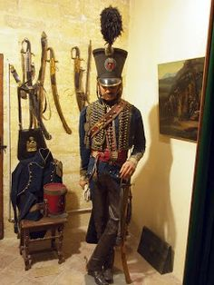 The Napoleonic Wargamer: 5th  French Hussar Uniform