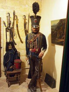 The Napoleonic Wargamer: 5th  French Hussar Uniform