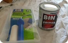 """This stuff is a must if you want to paint laminate wood.  This primer kept me from having to sand all the furniture!!  I did not want to sand everything so I was tickled when I found out that you can use this primer without sanding!  Tip: wear gloves when using this stuff because it is virtually impossible to wash off."""