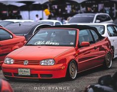 Vw Golf 3, Golf Mk3, Cabrio Vw, Golf Stance, Car Goals, Nike Cortez, Custom Cars, Ps, Volkswagen