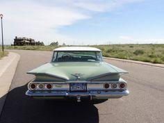 1960 Chevrolet Impala 4-door Hardtop 348!