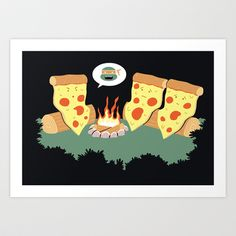 Campfire Tales Of A Pepperoni Pizza - $16.00